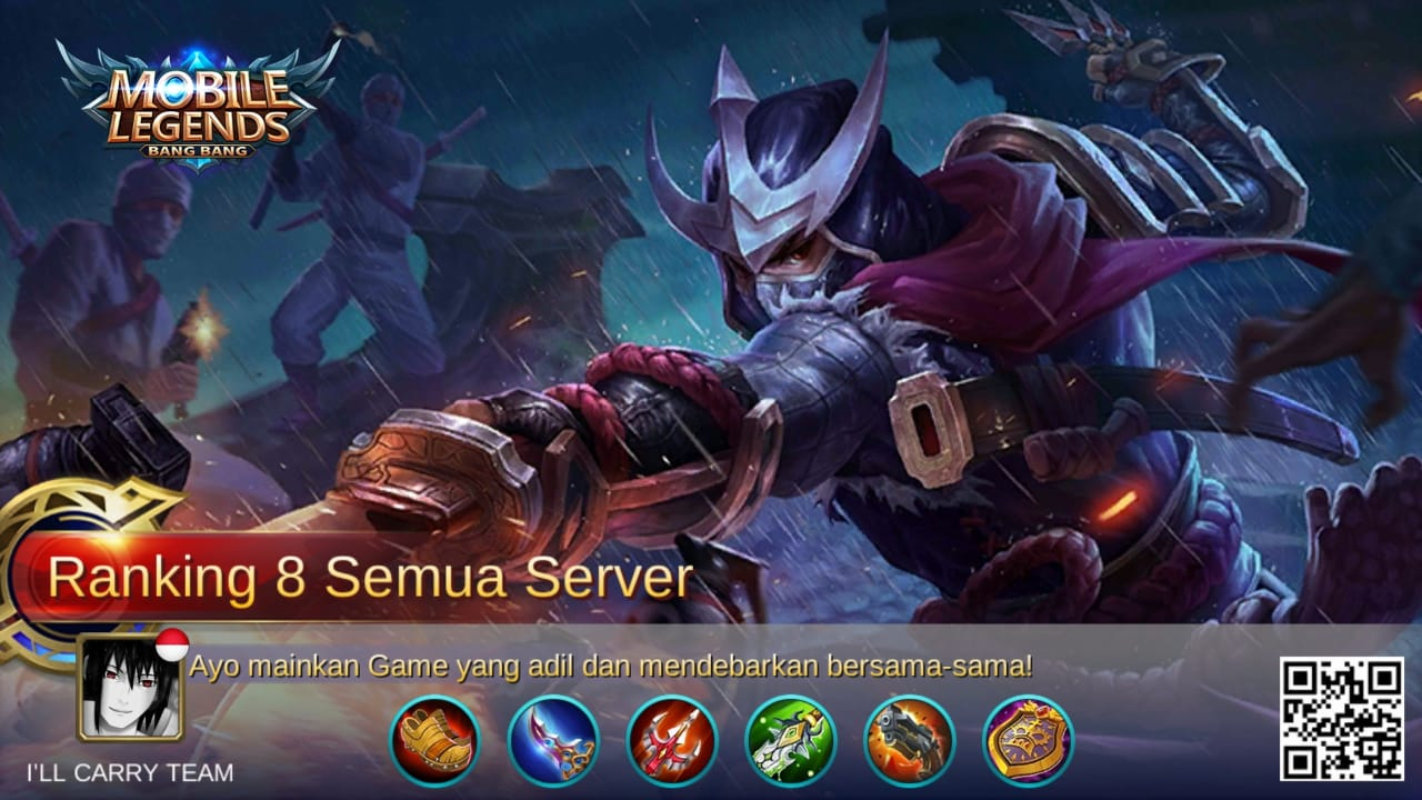 hayabusa mobile legend